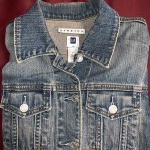 Jean jacket 🧥 💓